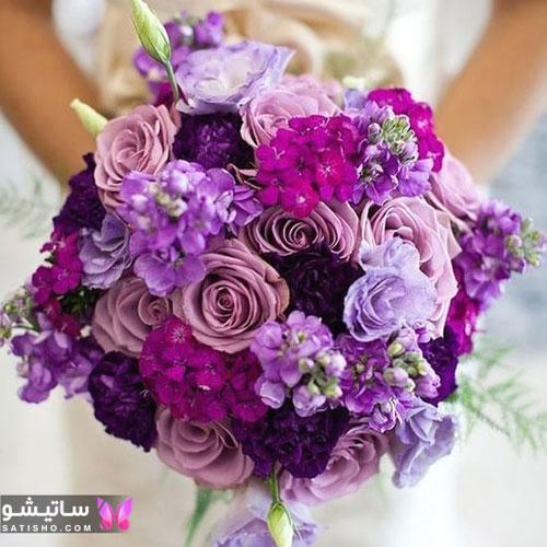 مدلهای شیک دسته گل عروس ۲۰۲۰