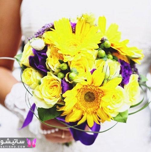 50 مدل دسته گل عروس 98 در انواع طراحی شیک و جدید + عکس