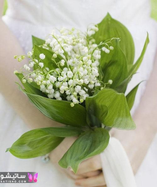 عکس دسته گل عروس جدیدترین