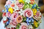 مدل دسته گل عروس 98