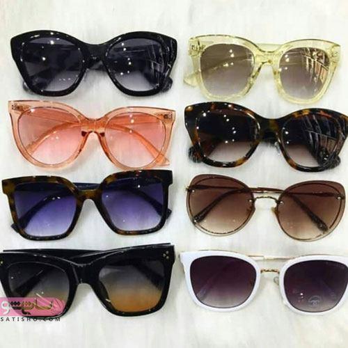 جدیدترین مدل عینک آفتابی زنانه ۲۰۲۰ لاکچری و جذاب
