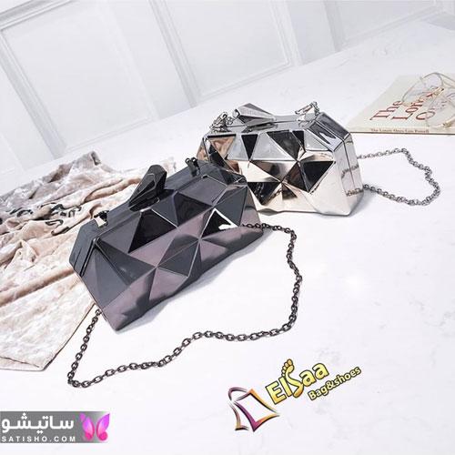 عکس کیف و کفش مجلسی دخترانه
