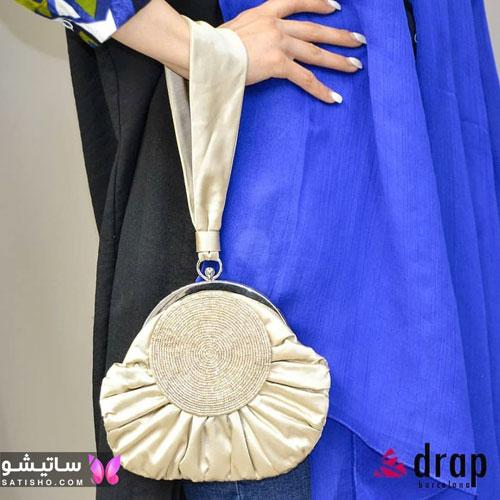 کیف مجلسی زنانه برند