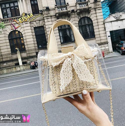 زیباترین کیف مجلسی دخترانه