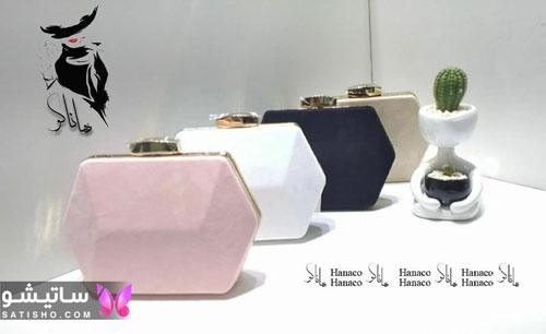 مدلهای جدید کیف مجلسی چرمی