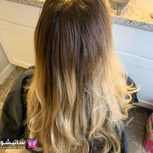 انواع جدید رنگ موهای سال 1399