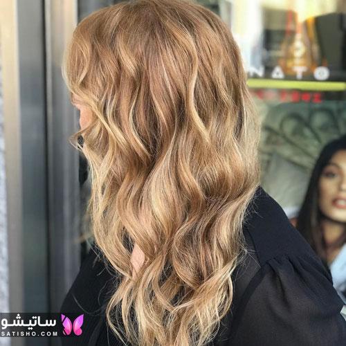 مجموعه رنگ موهای جذاب و پرطرفدار