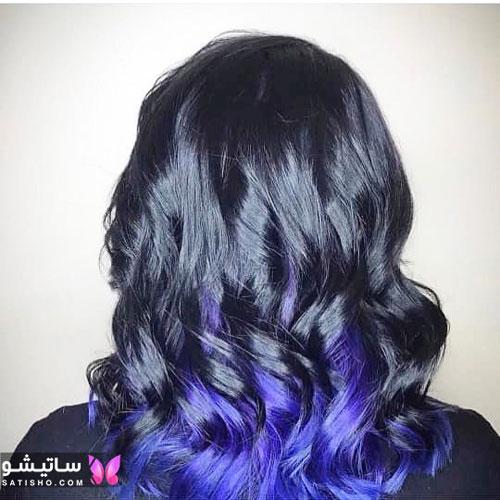 کانال رنگ موی سال، رنگ موی فانتزی