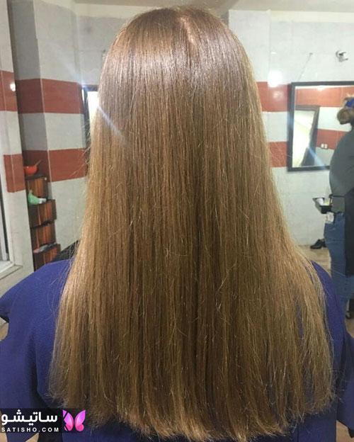 رنگ مو 2020 به همراه آموزش ترکیب مواد