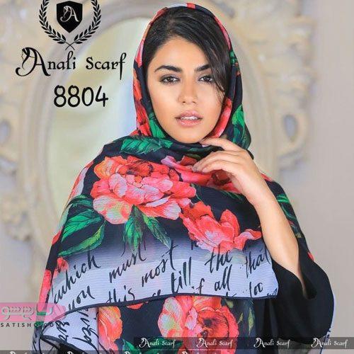جدیدترین مدل روسری زنانه قواره بزرگ