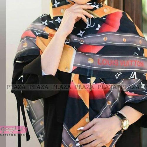 روسری دخترانه لاکچری