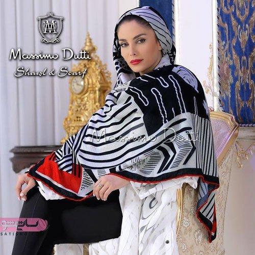 روسری باکلاس زنانه طرح جدید