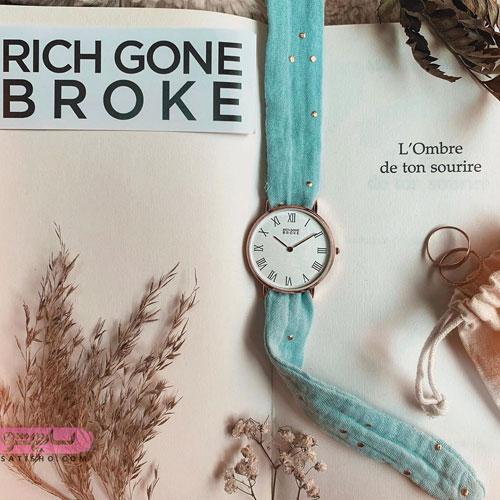 عکس از مدل ساعت مچی زنانه