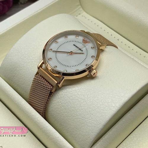 عکس از مدل ساعت رولکس زنانه