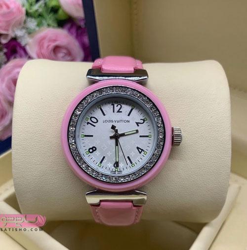 مدل جدید ساعت دخترانه اسپرت