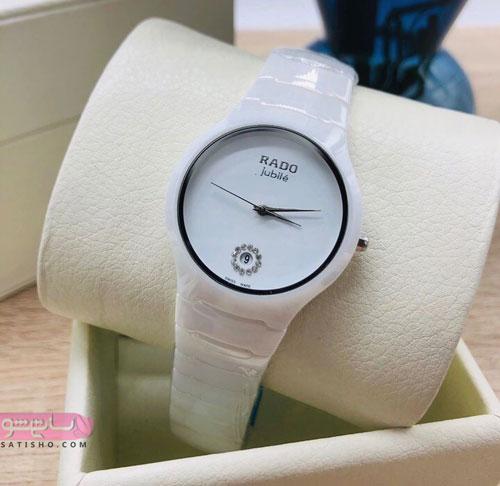عکس مدل جدید ساعت مچی زنانه