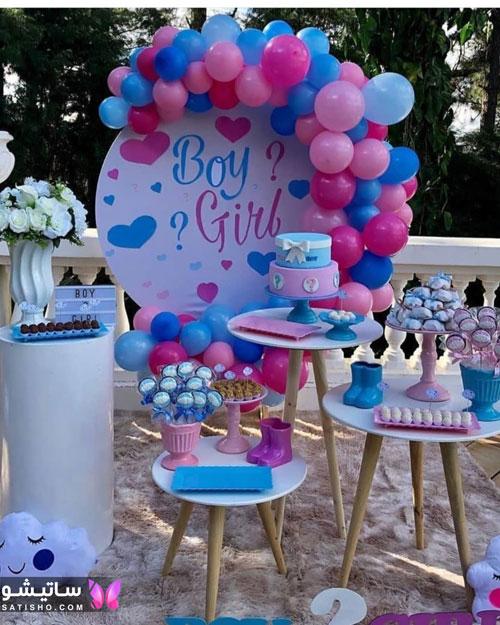 جشن تولد تم دار