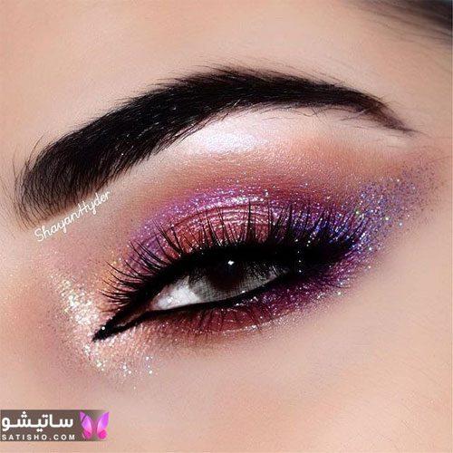 سایه چشم عروس ایرانی