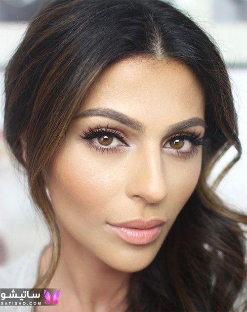 مدلهای خاص و جذاب آرایش ایرانی مناسب عروس