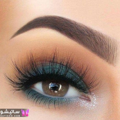 نمونه های خاصی از سایه چشم ایرانی