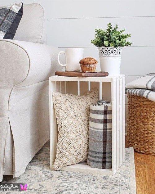 ایده ساختن میز برای اتاق خواب