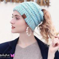ایده های شیک و جدید برای کلاه بافتنی زنانه