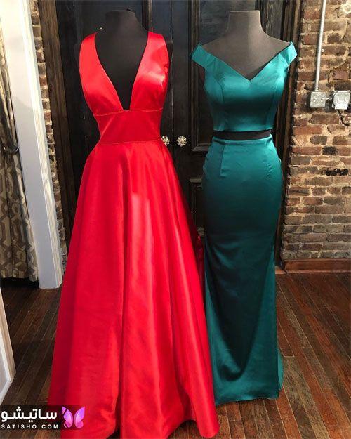 جدیدترین مدل های لباس مجلسی بلند و زیبا