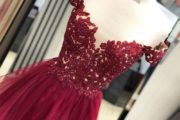 لباس مجلسی بلند دخترانه 2019