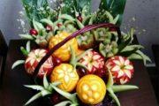 تزیین میوه برای شب یلدا 98