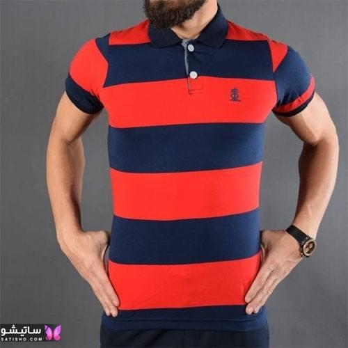 مدل تی شرت مردانه و پسرانه جدید