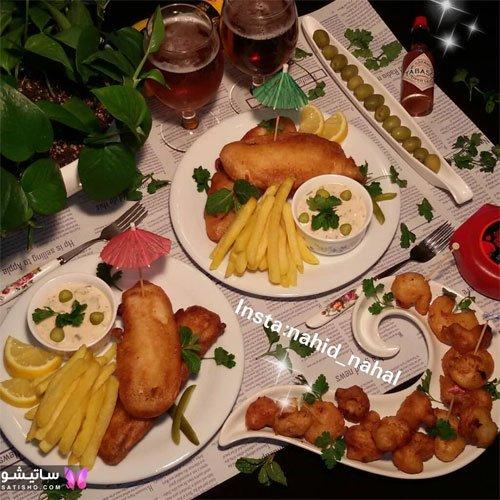 مدلهای جذاب دیزاین میز غذا