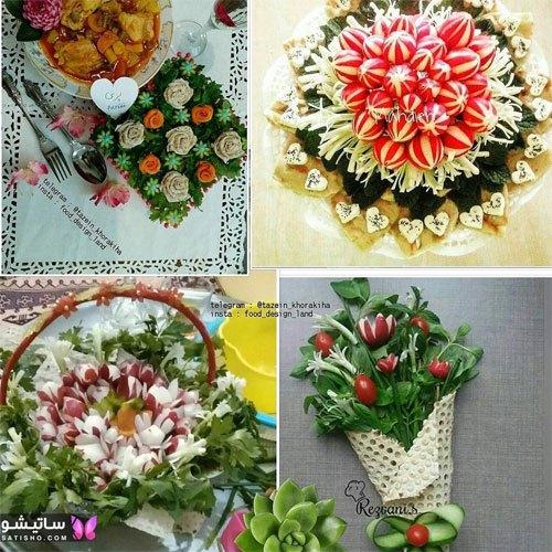 ایده های جالب و شیک تزیین تربچه به شکل سبد گل
