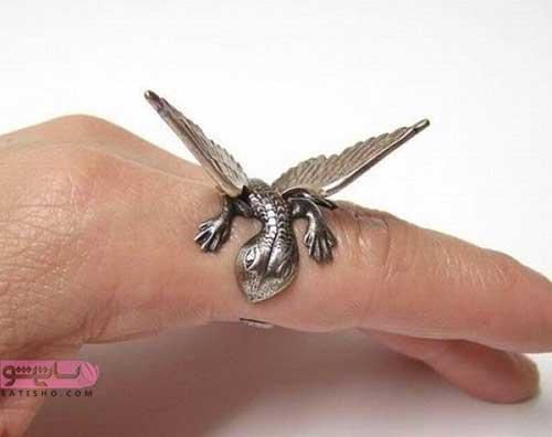 لاکچری ترین انگشتر خلاقانه زنانه ۲۰۲۰