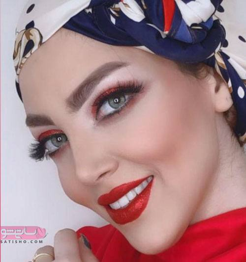 آرایش لایت عروس افغانی
