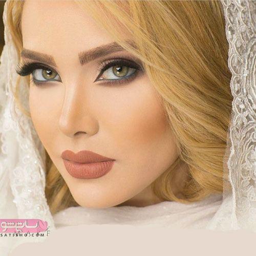 آرایش لایت عروس اروپایی 2020