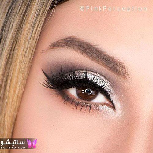 مدل های جدید آرایش عروس ایرانی ۹۹