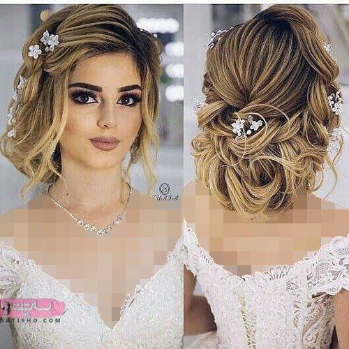 میکاپ عکس عروس خوشگل جدید 99