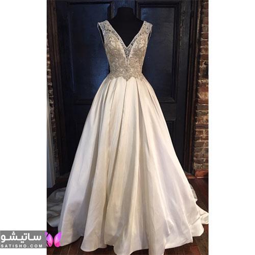 عکس لباس عروس زیبا و جدید