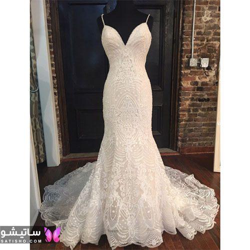 عکس لباس عروس پفی شیک 2020