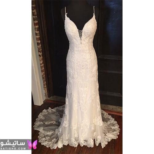 عکس لباس عروسی شیک دخترانه