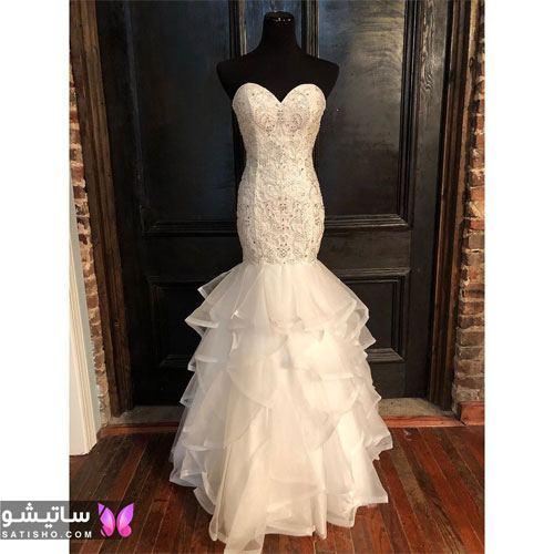 لباس عروس جدید وشیک 2020