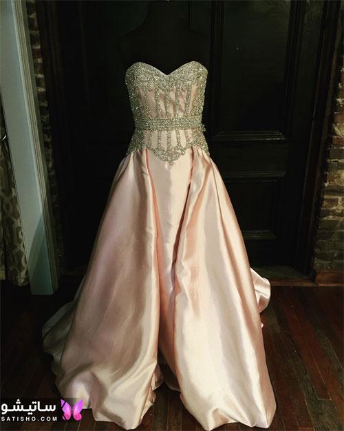 جدید ترین مدل های لباس عروس