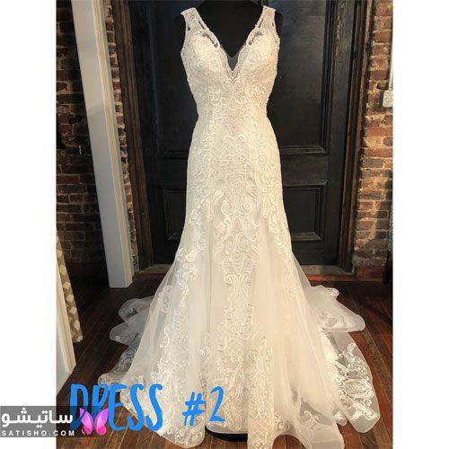 لباس عروس ایرانی در اینستاگرام