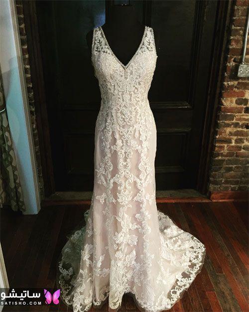 مدل جدیدترین لباس عروس