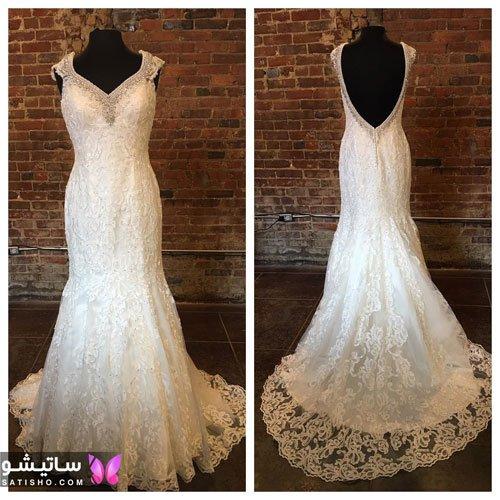 جدید ترین لباس های عروس لخت