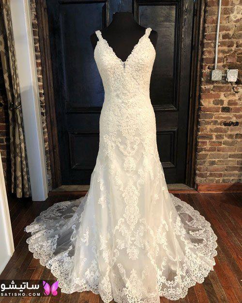 عکس لباس عروس جدید اینستاگرام