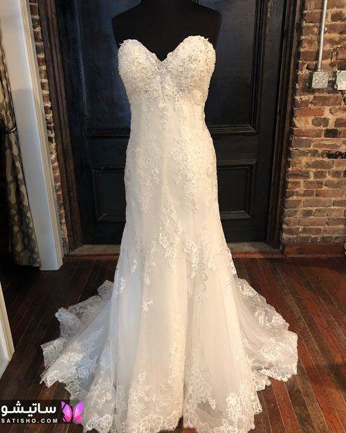 جدیدترین لباس عروس اینستاگرام