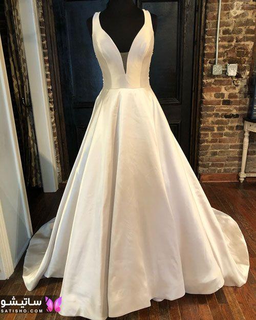 مدل لباس عروس زیبا و جدید لاکچری