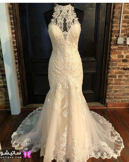 مدل لباس عروس جدید شیک