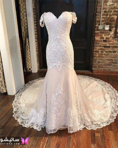 لباس عروس های جدید و زیبا